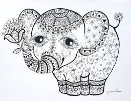 Small Picture Baby Elephant Coloring Pages Trendy African Elephant Eating Grass
