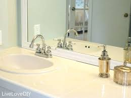 painting laminate bathroom countertops update your