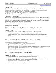 Financial Advisor Cover Letter Examples Resume Examples