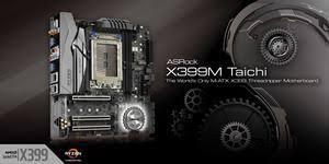 <b>ASRock X399M</b> Taichi: самая компактная <b>материнская плата</b> для ...