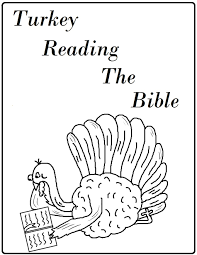 Awesome Religious Thanksgiving Coloring Pages Festival Collections