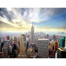 Vlies Fototapete Fenster Nach New York Ist Eine Beeindruckende