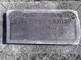 Ratliff in Floyd Co., VA