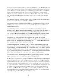 bullying essays paragraph essay on bullying org view larger
