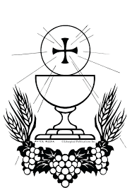 Eucharist Coloring Pages Gyerekpalotainfo