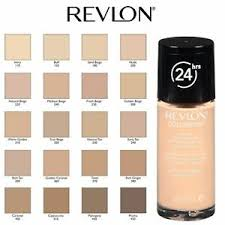 Details About 1 New Revlon Colorstay 24hrs Foundation Combination Oily Skin Choose Color