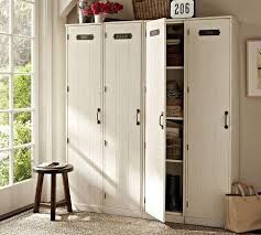 entryway systems furniture. modular family lockers pottery barn entryway systems furniture