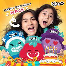 Happy Birthday แน็ก ชาลี... - Playmore Thailand