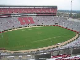 Alabama Seating Chart Bryant Denny Bryant Denny Stadium View From Section U4 Ee Vivid Seats
