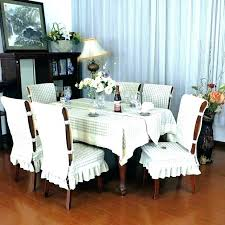 canvas dining chair covers amazing short removable elastic stretch slipcovers sure fit plush room cover