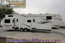 mind blowing 2 bedroom 5th wheel bunk house 2009 big country 3550 tsl you