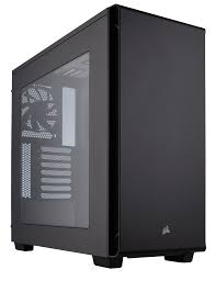 <b>Корпус Carbide Series</b>™ 270R формата ATX Mid-Tower с окном