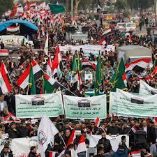 العراق: استمرار الاحتجاجات غداة اغتيال ناشط رابع خلال أسبوعين بنيران مسلحين  مجهولين