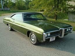 1968 Pontiac Catalina in Verdoro Green | 1960's Pontiac ...