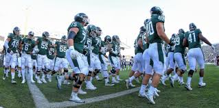 Michigan State Releases Depth Chart For Week 1 Game Vs Tulsa
