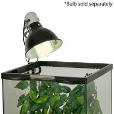 fluker s clamp lamp with dimmer for reptiles