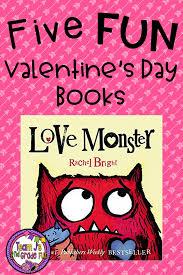 five fun valentine s day books