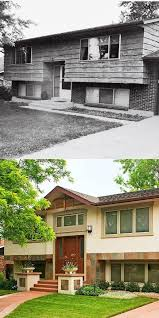 Home Exteriors Before And After Style Best Decoration