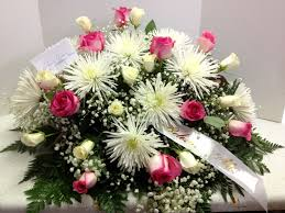 Image result for funeral flowers for mom