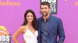 EXCLUSIVE: Michael Phelps and Nicole Johnson Talk About Their Romance: 'The  Pieces Come Together' | Entertainment Tonight
