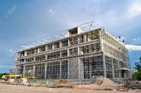 Big Building Construction Stock Photo Picture And Royalty Free