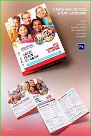 Education Brochure Templates Elementary School Brochure Template Imperative Ideas