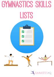 floor gymnastics moves. Plain Gymnastics Gymnastics Skills Skill Lists By Level And Event For Floor Moves
