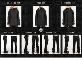 Volcom Womens Jacket Size Chart Size Guide Volcom