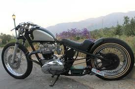 1964 triumph bobber chopper bonneville rat rod for sale on 2040 motos