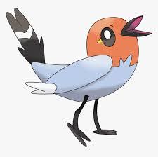 bird pokemon name hd png