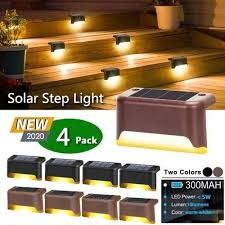 lights waterproof led solar lamp