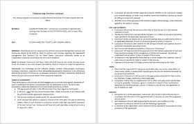 Outsourcing Proposal Template Administrative And Technology ...