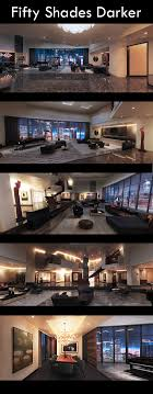 Christian Grey\u0027s penthouse apartment in Fifty Shades Darker (2017 ...