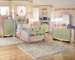 blue bedroom sets for girls. Bedroom, Appealing Ashley Furniture Kids Bedroom Sets Youth Green Pink Blue Bed Mirror For Girls