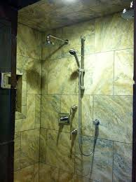 double headed shower design ideas. stupendous dual shower head decorating ideas for bathroom traditional design with hand-held double headed