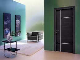 contemporary interior door designs. Contemporary Interior Doors From Toscocornici Design : Modern With White Blue Green Wall Color And Carpet Door Designs S