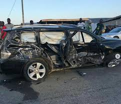 Image result for Ex-BBN star survives ghastly accident