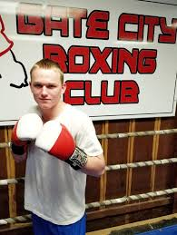 Local boxing: A golden chance — Kimbrough could be first national ...