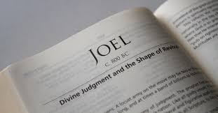 Joel - Complete Bible Book Chapters and Summary - New ...