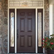 pella front doorsPella 6 Panel Entry Door Solid Panel  Pella