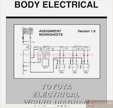 wiring diagram for a 1998 toyota camry the wiring diagram