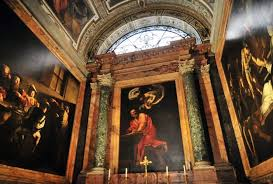 a walking tour of caravaggio s rome