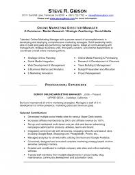 Social Media Job Resume Best Of Social Media Manager Resume JmckellCom