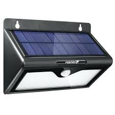 outdoor motion lights costco sensor led solar light security surveillance 1 2