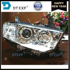 Front Light Hid Head Lamp For Pajero Sport Front Light For Montero Sport