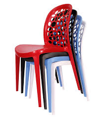 stackable outdoor chairs plastic
