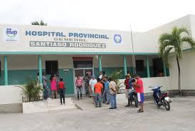 Resultado de imagen para fotos del hospital general santiago rodriguez