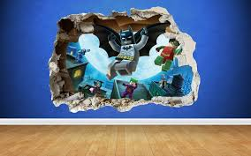 lego batman wall sticker