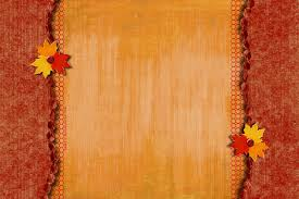 beautiful scroll for fall background