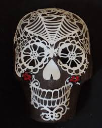 best day of the dead crafts inspiration images  day of the dead sugarveil skull